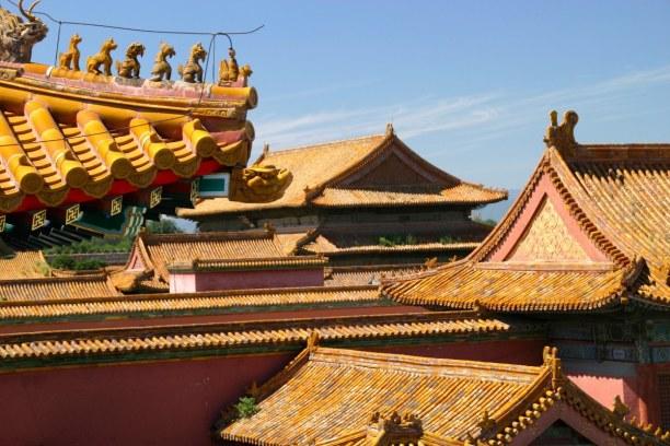 Eine Woche Peking und Umgebung, China, Verbotene Stadt