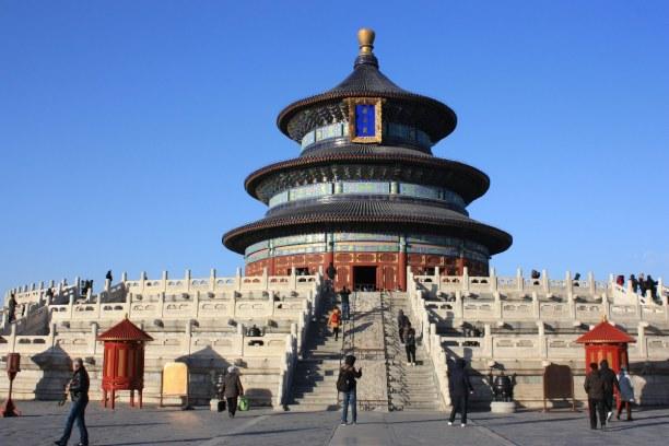 Eine Woche Peking und Umgebung, China, Der Sommerpalast liegt im Nordwesten Pekings, der 1750 eröffnet wurde