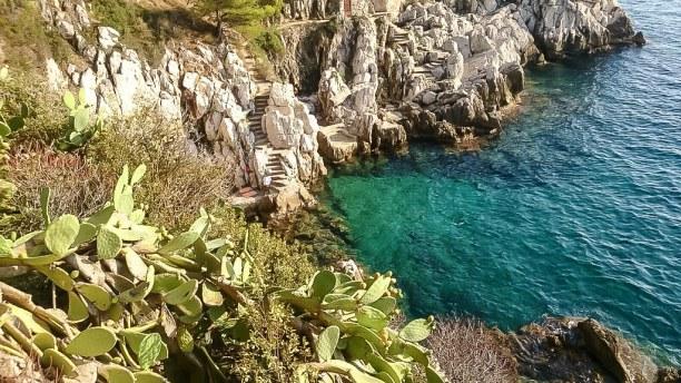 Langzeiturlaub Nizza (Stadt), Côte d'Azur, Frankreich, Wanderweg am Cap Ferrat - ein Oase der Ruhe, die mit dem Bus lediglich