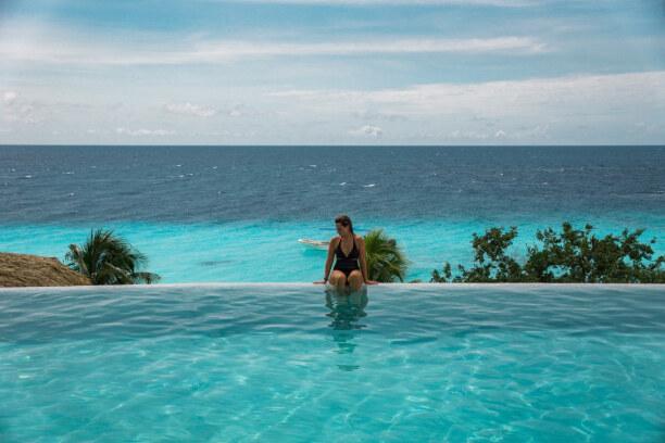 Eine Woche Curaçao, Curaçao, Meine Empfehlung an alle, die genauso fasziniert sind von Infinity Poo