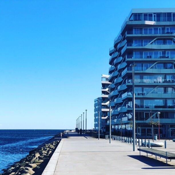 Kurztrip Aarhus, Dänemark, Stadtteil Aarhus Ø