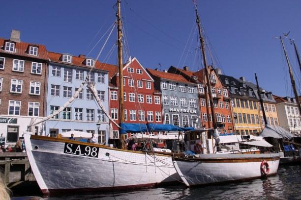 Kurztrip Kopenhagen, Dänemark, Der Dichter Hans Christian Andersen hat einige Zeit in Nyhavn gewohnt.