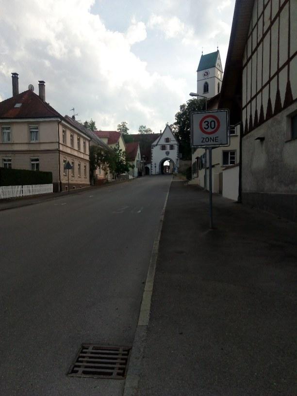 Kurztrip Baden-Württemberg, Deutschland, Dazu gibt es jede Menge alte Stadttore.