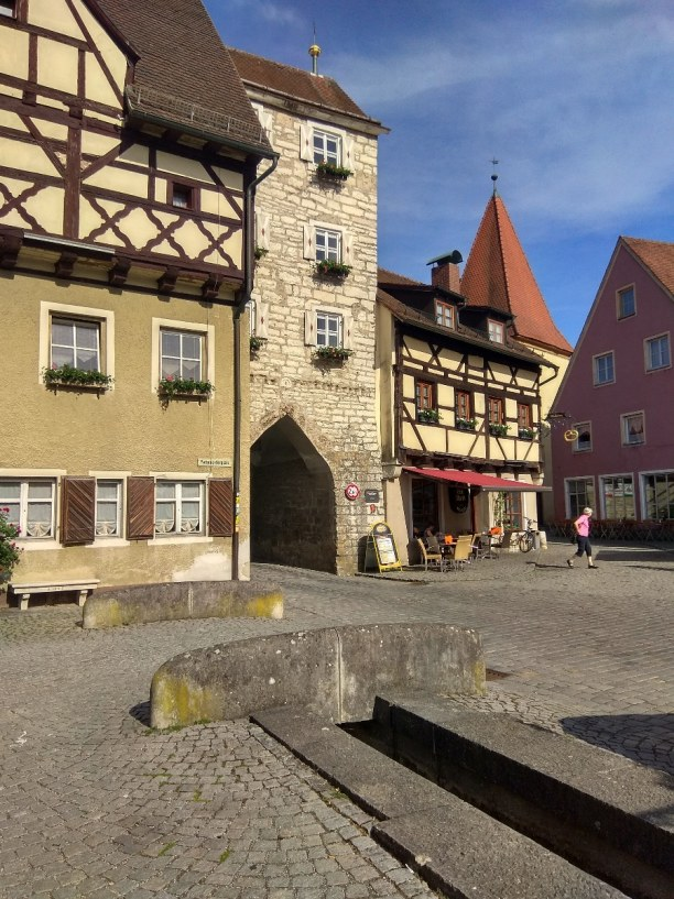 Eine Woche Bayern, Deutschland, Berching