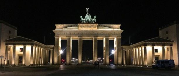 Kurztrip Berlin, Deutschland, Das Brandenburger Tor ist das letzte erhaltene Stadttor Berlins. Es bi