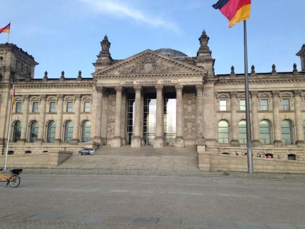 Kurzurlaub Berlin, Deutschland, Berlin, Reichstag