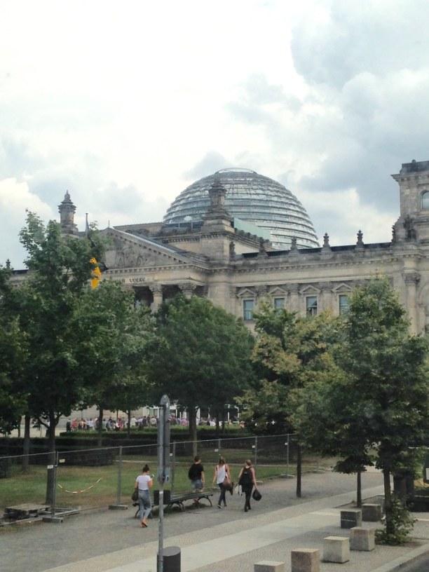 Kurztrip Berlin, Deutschland, Berlin, Reichstag