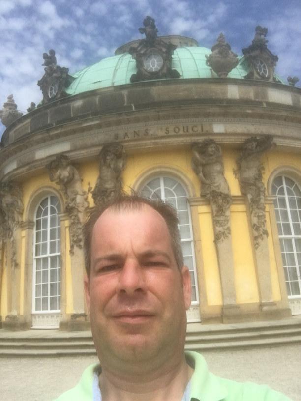 Kurzurlaub Berlin, Deutschland, Schloss Sanssouci