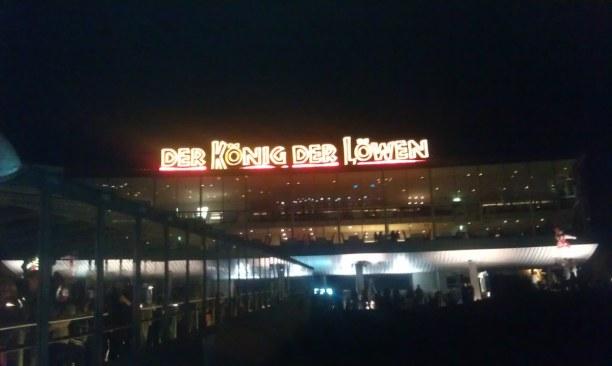 Kurztrip Hamburg, Deutschland, Tolles Musical!