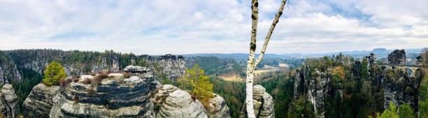 Kurztrip Sächsische Schweiz & Erzgebirge, Deutschland, Lohmen