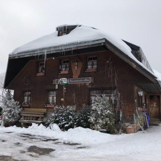 Kurzurlaub Schwarzwald, Deutschland, Urige Menzenschwander Hütte