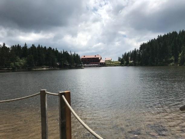 Kurztrip Schwarzwald, Deutschland, Mumelsee mit Einkehrmöglichkeit