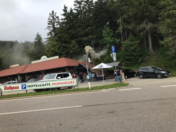 Kurztrip Schwarzwald, Deutschland, Frisches Brot wird gebacken