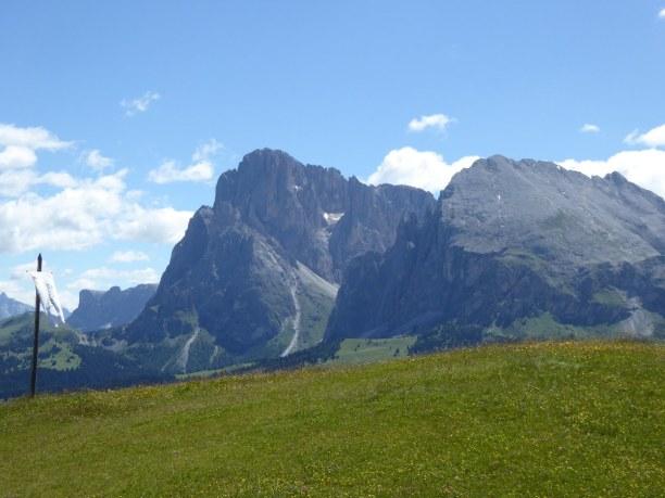 Kurzurlaub Dolomiten » Seiser Alm