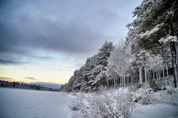 Kurzurlaub Finnland » Lappland