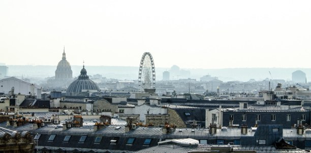 Kurztrip Ile de France, Frankreich, Der Place de la Concorde ist der größte Platz in Paris. Dort stehen