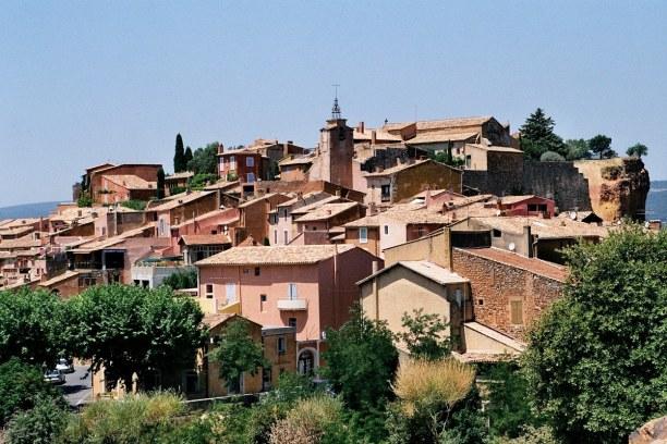 Eine Woche Provence, Frankreich, Roussillon