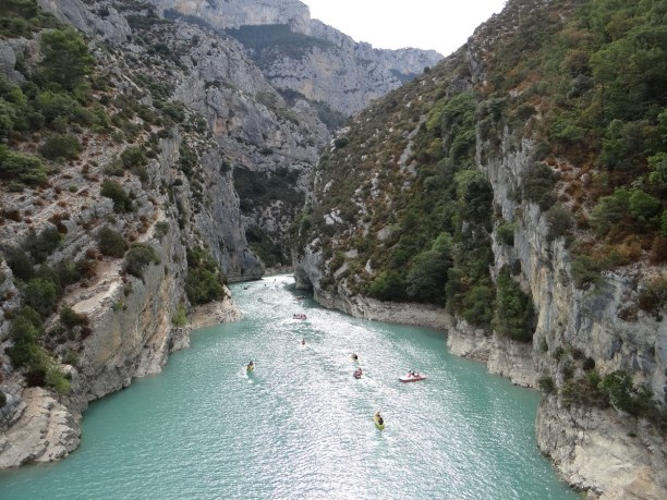 1 Woche Provence, Frankreich, Verdon
