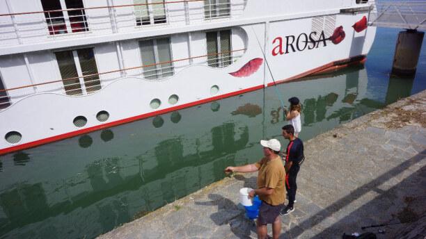 1 Woche Rhône-Alpes, Frankreich, Mit A-ROSA auf der Rhône unterwegs...