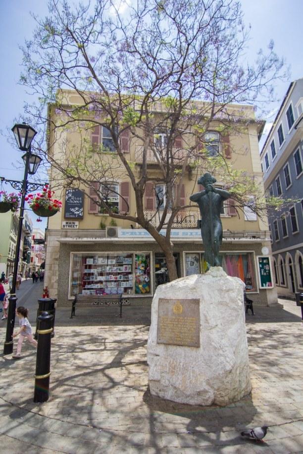 Kurztrip Gibraltar, Gibraltar, Gibraltar gilt als Shopping-Paradies, weil es in Gibraltar keine Steue