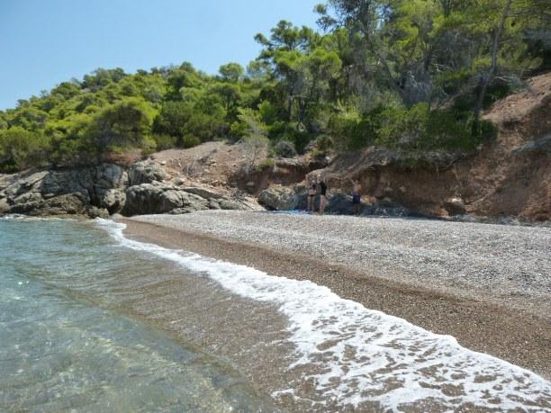 Langzeiturlaub Golf von Korinth » Loutro Elenis