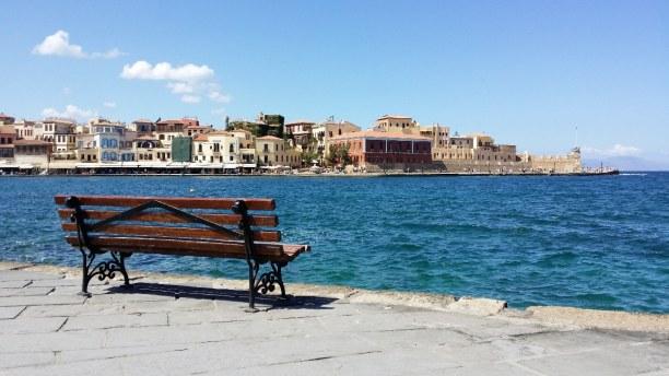 Kurztrip Kreta, Griechenland, Chania ist eine alte Hafenstadt  und die ehemalige Hauptstadt Kretas.