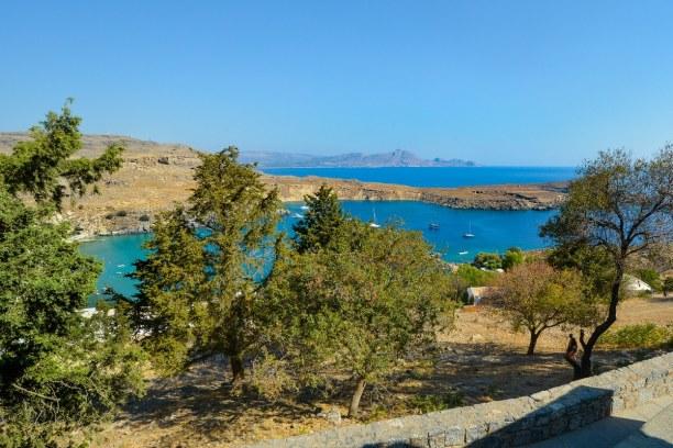 Kurztrip Rhodos, Griechenland, Lindos