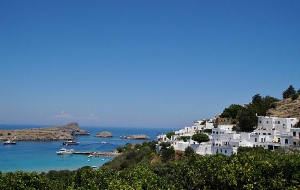 Kurzurlaub Rhodos, Griechenland, Lindos