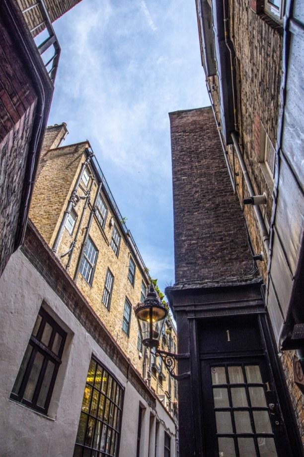 "Kurzurlaub London & Umgebung, Großbritannien, ""Nokturngasse"""