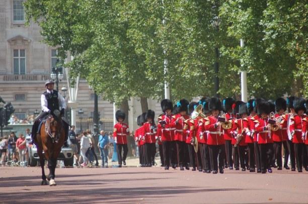 Kurzurlaub London & Umgebung, Großbritannien, Parade