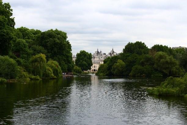 Kurztrip London & Umgebung, Großbritannien, Hyde Park