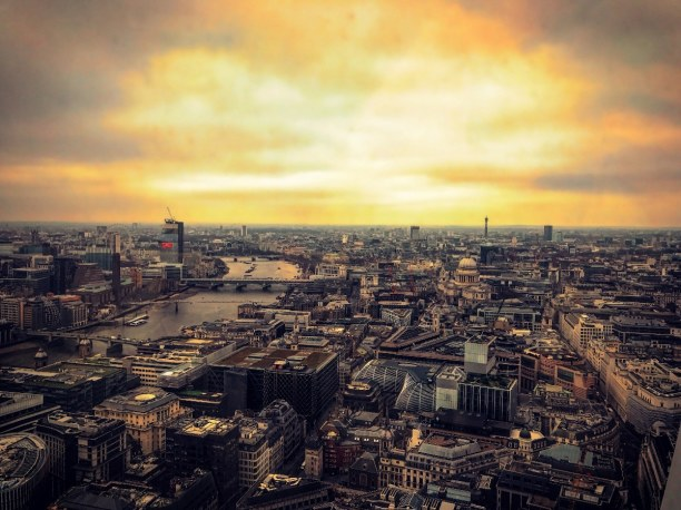 Kurztrip London & Umgebung, Großbritannien, City of London