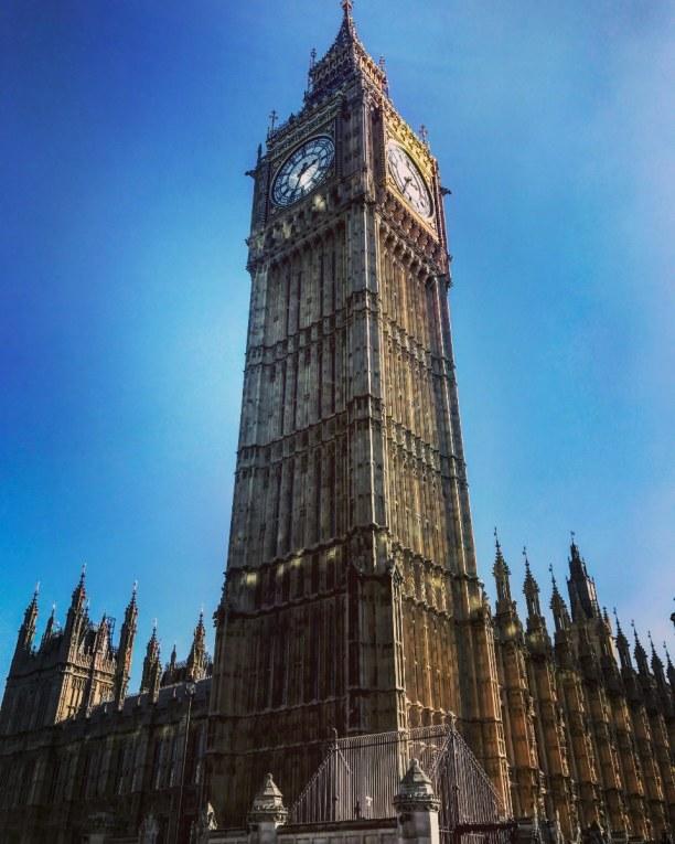 Kurztrip London & Umgebung, Großbritannien, Big Ben