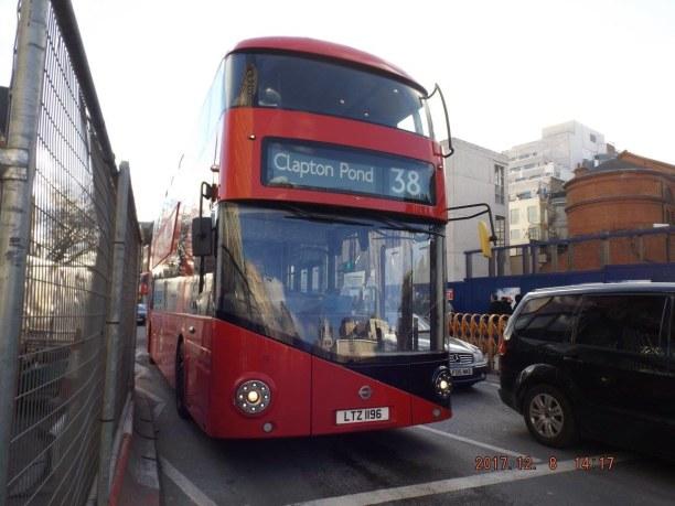 Kurztrip London & Umgebung, Großbritannien, Die ersten Eindrücke der Stadt
