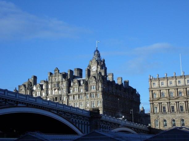 Kurzurlaub Schottland, Großbritannien, Balmoral Hotel