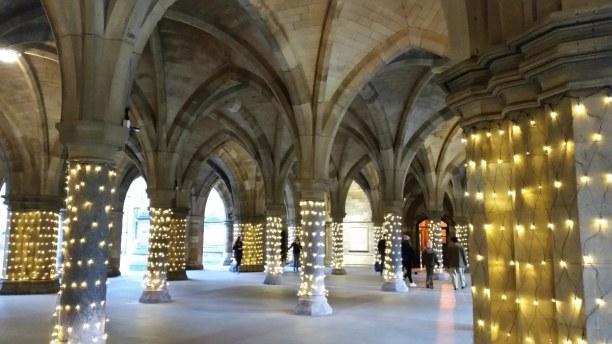Kurztrip Schottland, Großbritannien, University of Glasgow