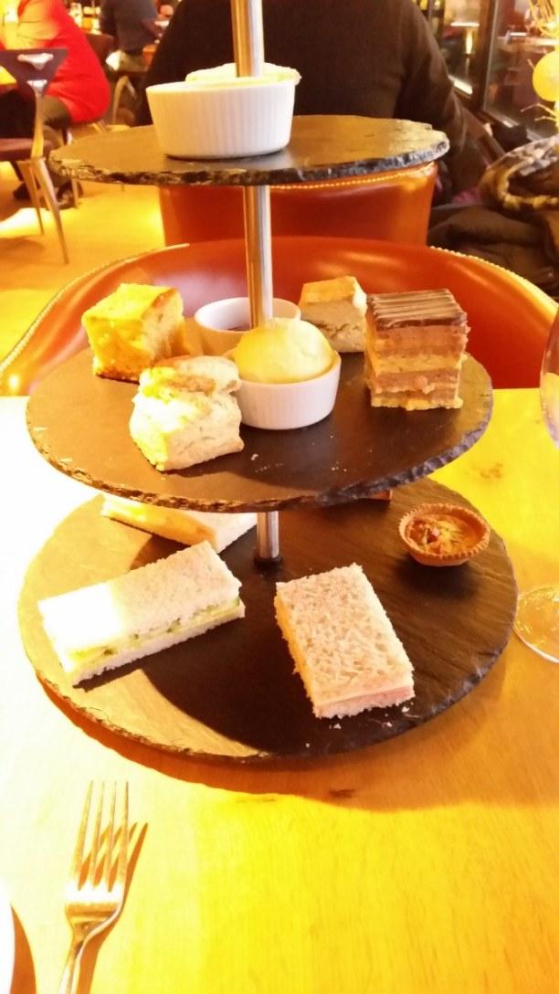 Kurztrip Schottland, Großbritannien, Tower Restaurant
