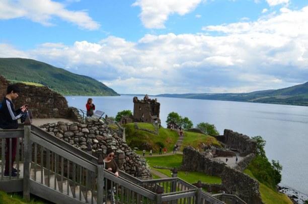 2 Wochen Schottland, Großbritannien, Loch Ness