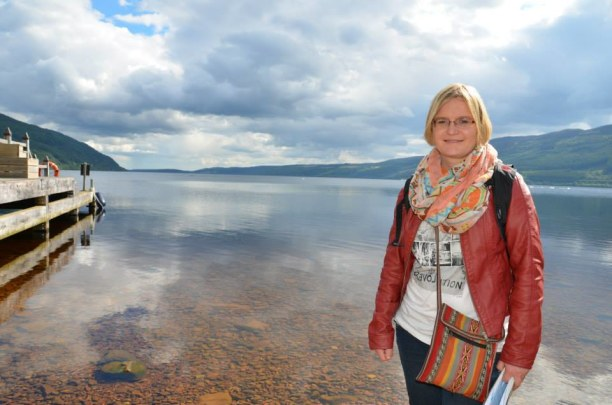 Zwei Wochen Schottland, Großbritannien, Loch Ness
