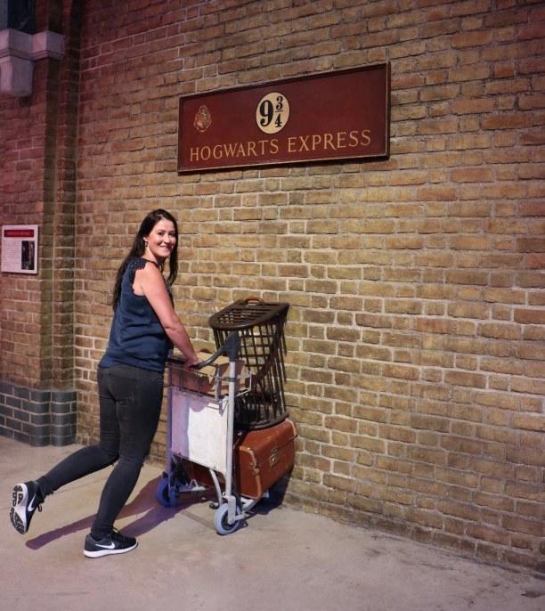 Kurztrip Südengland, Großbritannien, Auf dem Weg nach Hogwarts. Die Warner Bros. Studios in der Nähe von L