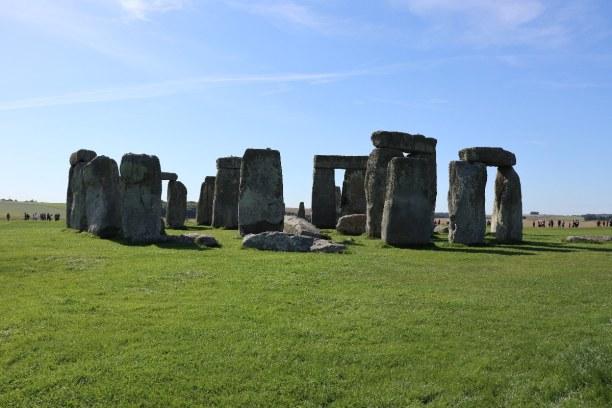 Kurztrip Südengland, Großbritannien, Tipp für Stonehenge: Am besten frühmorgens anreisen. Ab späteren Vo