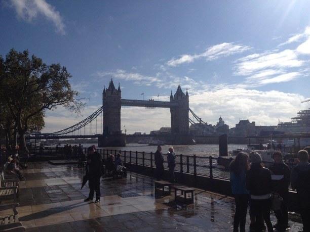 Zwei Wochen Südengland, Großbritannien, Tower Bridge (London)