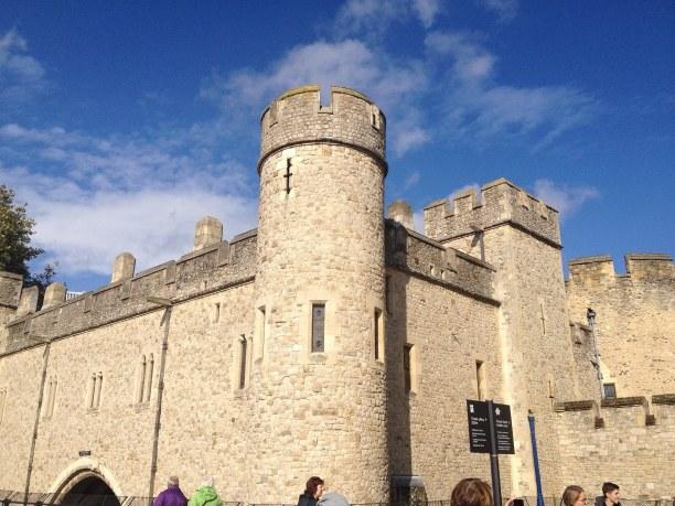 2 Wochen Südengland, Großbritannien, The Tower of London