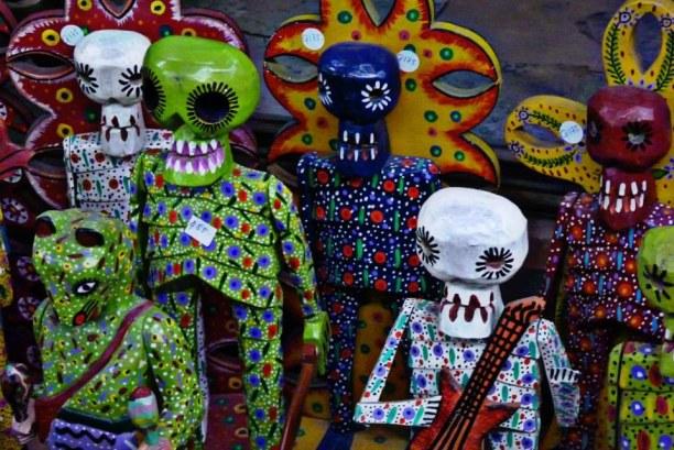 Langzeiturlaub Guatemala, Guatemala, Der Nimpot Markt in Antigua ist der perfekte Ort, um ein authentisches