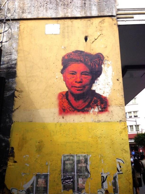 Langzeiturlaub Guatemala, Guatemala, Streetart in Guatemala City