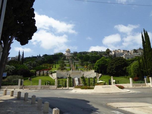 Kurzurlaub Haifa (Stadt), Haifa & Umgebung, Israel, Schrein des Bab