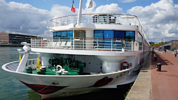 1 Woche Paris (Stadt), Ile de France, Frankreich, Die Flusskreuzfahrtschiffe von A-ROSA wecken das Fernweh...