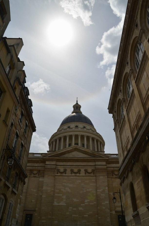 Langzeiturlaub Paris (Stadt), Ile de France, Frankreich, Panthéon