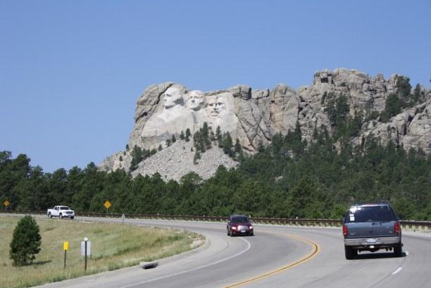 Langzeiturlaub Chicago (Stadt), Illinois, USA, Mount Rushmore