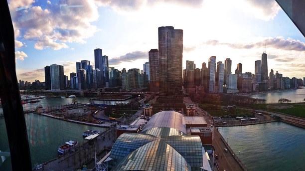 Kurztrip Chicago (Stadt), Illinois, USA, Die Metropole am Lake Michigan ist längst zur Vorzeigestadt geworden,